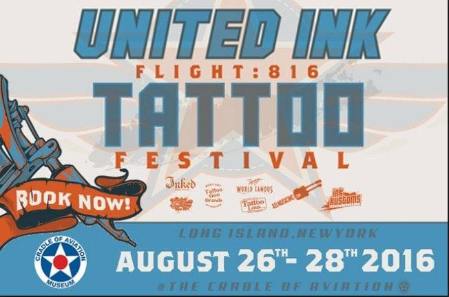 United Ink Flight 816 Tattoo Festival