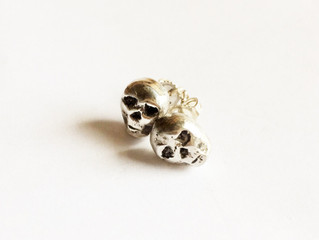 New Women's Skull Earrings are a hit!