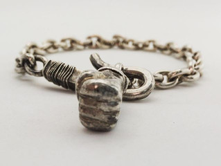 FIST BRACELET | MAKE A STATEMENT with LUGDUN ARTISANS