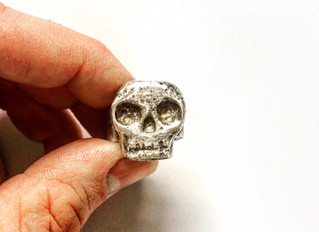 Skulls. What they represent and men's & women's jewelry today.