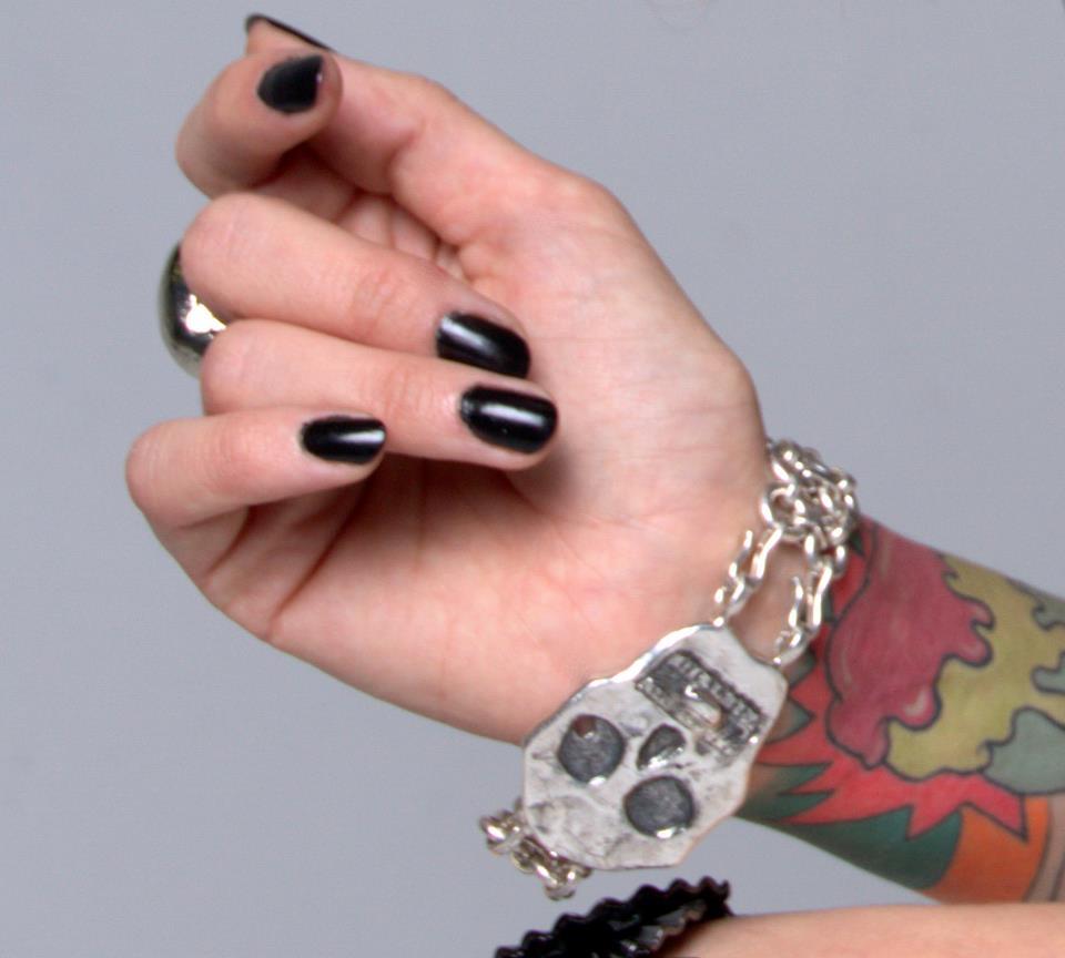 Lugdun Artisans - Skull Bracelet