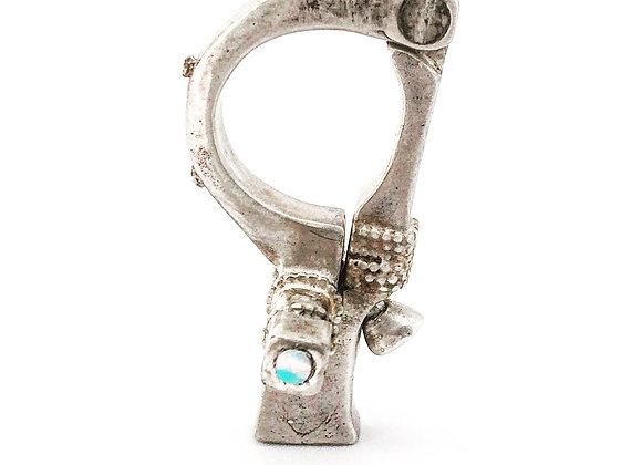 ear weights, womens ear weight, mens ear weight, app,  ANKH earrings, LUGDUN ARTISANS