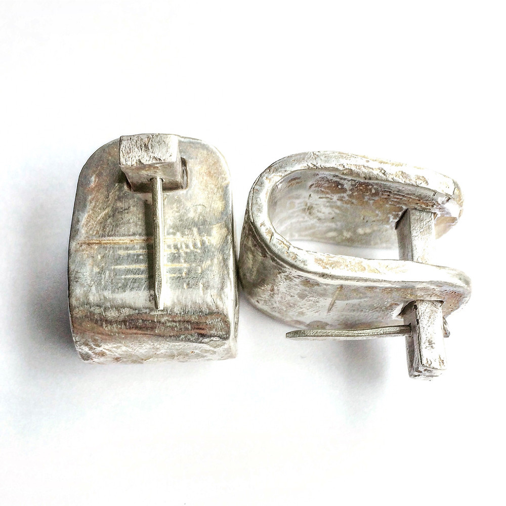 Sterling Silver Ear Weights