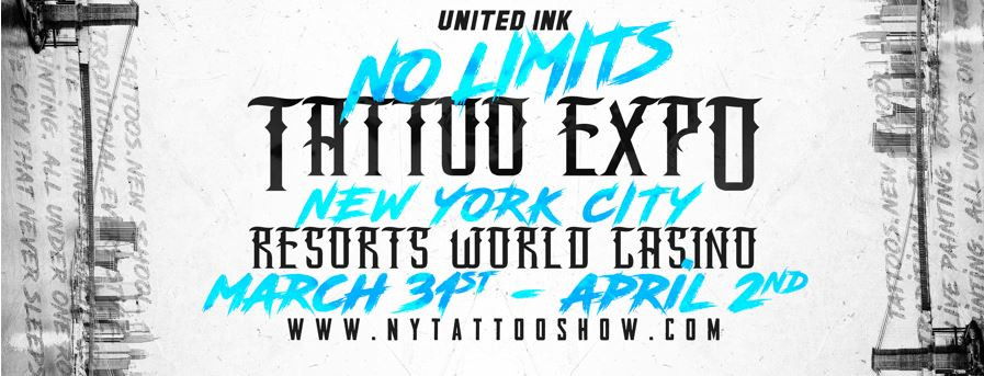 UNITED INK NO LIMITS TATTOO EXPO - RESORTS WORLD CASINO - LUGDUN ARTISANS