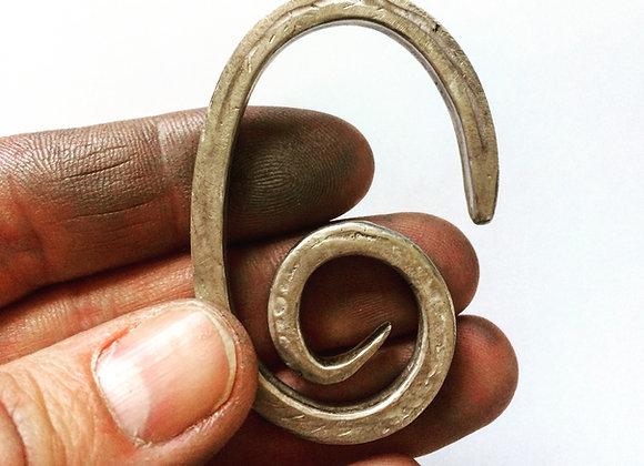 "Spiral ""6"" Ear Weights"