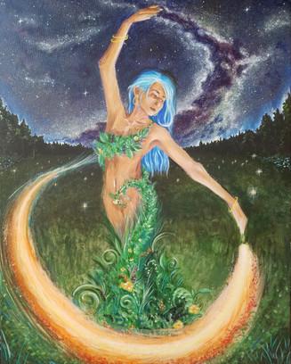 Infinite Goddess