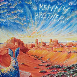 Artwork for the _kennybrothersband lates