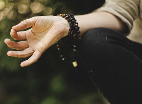 Meditasjon for negative tanker