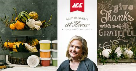At Home with Amy Howard