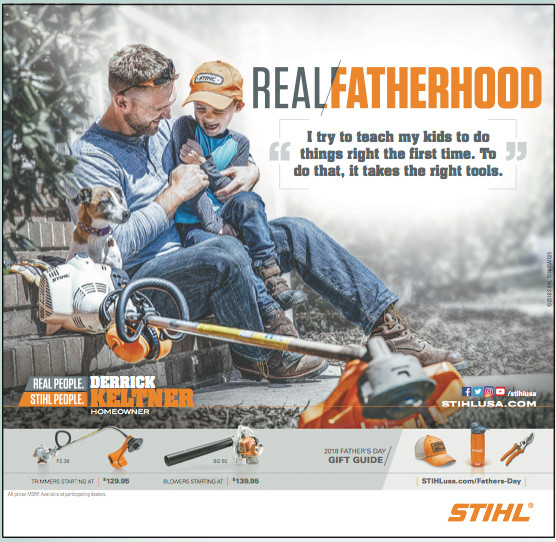 Oxford Lumber is now a STIHL Authorized Dealer!