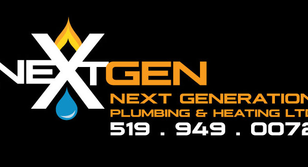 Next Generation Plumbing & Heating Ltd: Website Sponsor