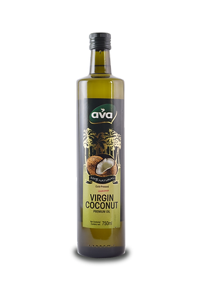 ava coconut oil 750 ml