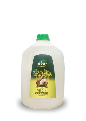 ava coconut oil 4 Litre Galon