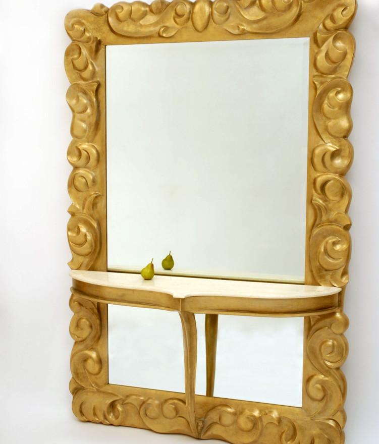 Helayne Floor Mirror