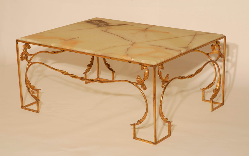 Hennessy Coffee Table