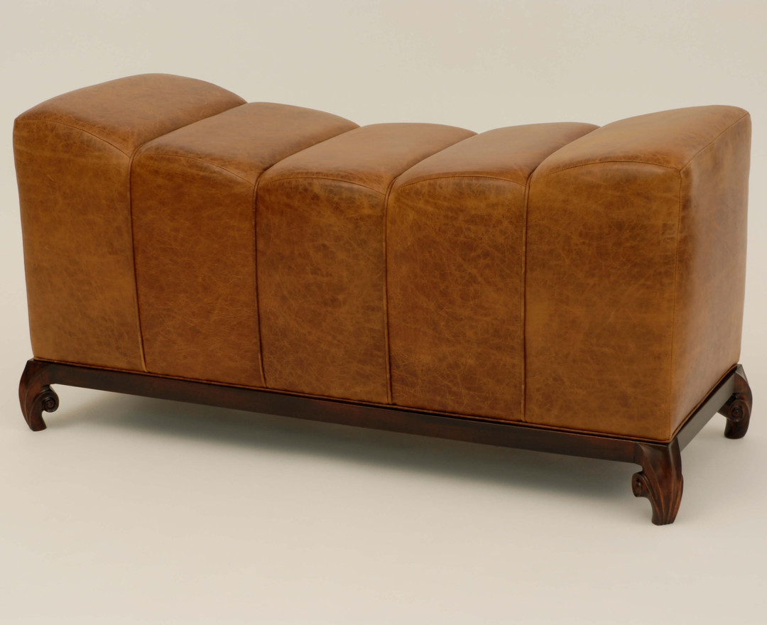 Risa Bench - Leather