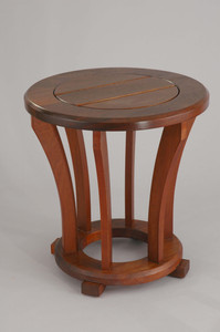 Billups Round Side Table