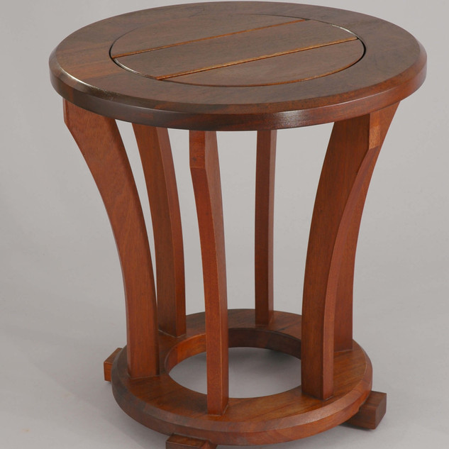 Billups Outdoor Suite - Round Side Table