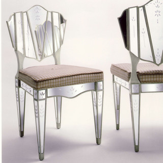 Lewiston Suite - Mirrored Chair