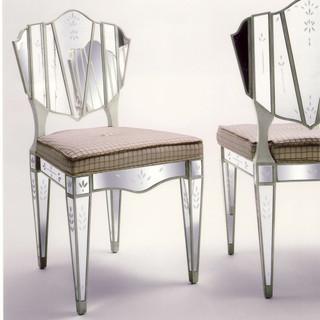 Lewiston Suite - Mirrored Chair