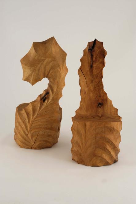 Giardina Series Sculptural Chair