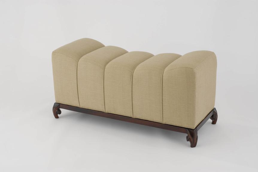 Risa Bench - Fabric