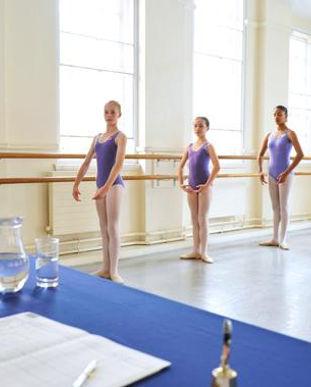 RAD Ballet Exam Classes