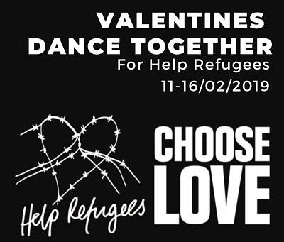 Charity Fundraiser - Help Refugees