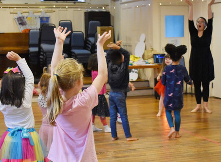 10 Reasons Why Dance Classes Support Child Development