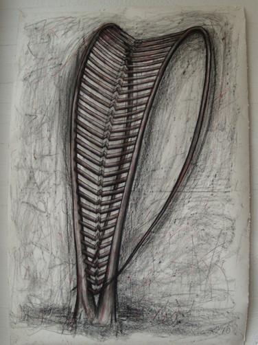 Sketch for Sculpture.