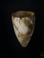 1. Ceramic Smoke Fired Coil Pot
