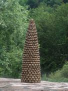 Fir Cone Marker