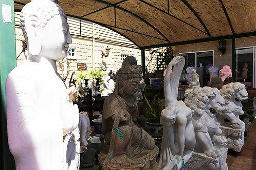 Oriental Statue 05