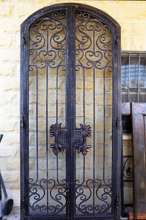 Wrought Cast Iron 09