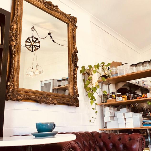 Brickhouse Cafe corner