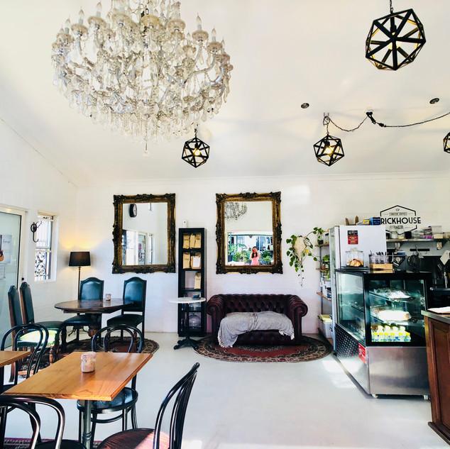 Brickhouse Cafe Interior