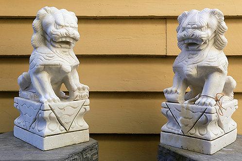 Oriental Statue 06