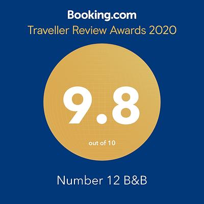Booking.com Traveller Review Awards