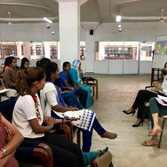 Manisha and Rashmira discuss the intersection between law and medicine at the Universty of Colombo, Faculty of Law.