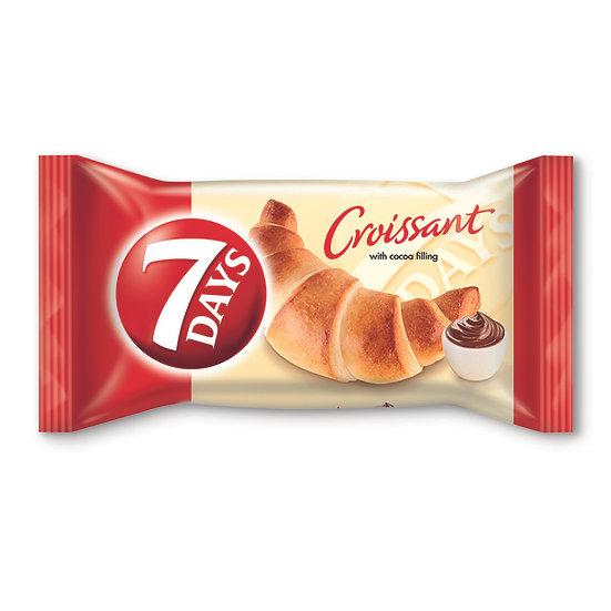 Croissant 7 Days cu umplutura de cacao 65g