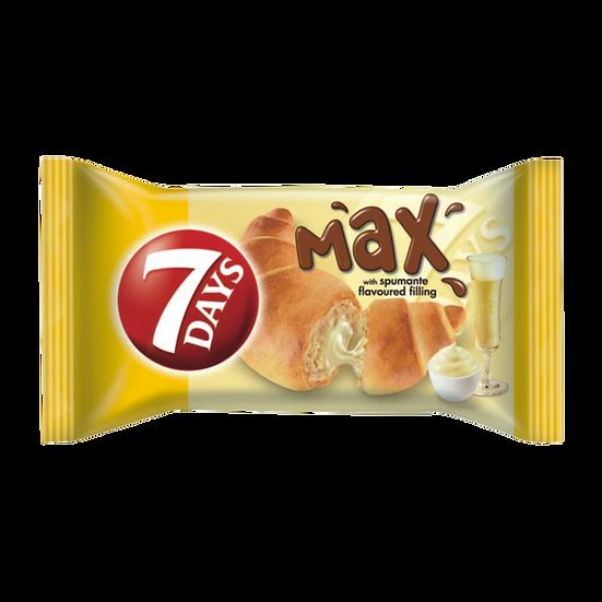 Croissant 7 Days Max cu crema de sampanie 85 g