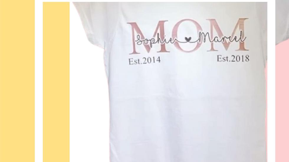 KVbK MOM Shirt