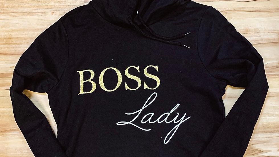 KVbK Hoodie Boss Lady