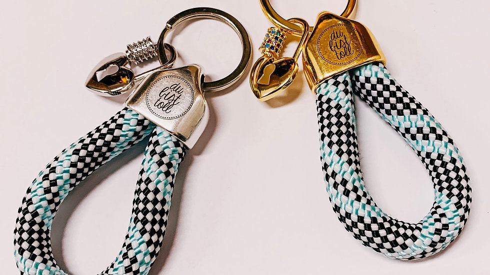 Schlüsselanhänger Du bist toll