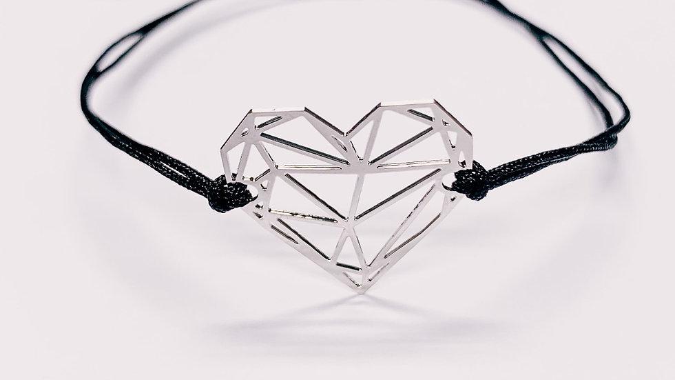 Armband Geometric Heart