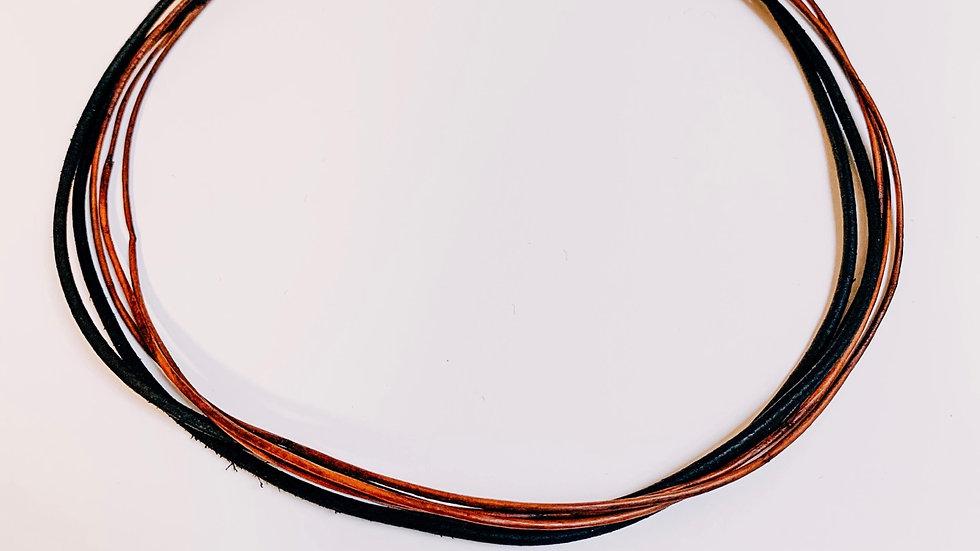 Chokerhalsband Makassa