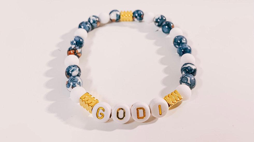 Perlenarmband Godi Style 5