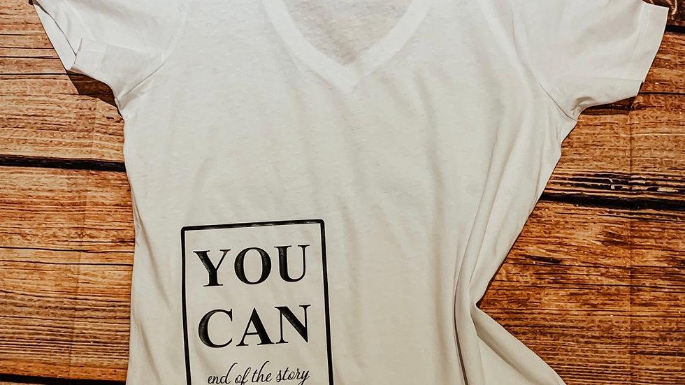WWbD Shirt You Can