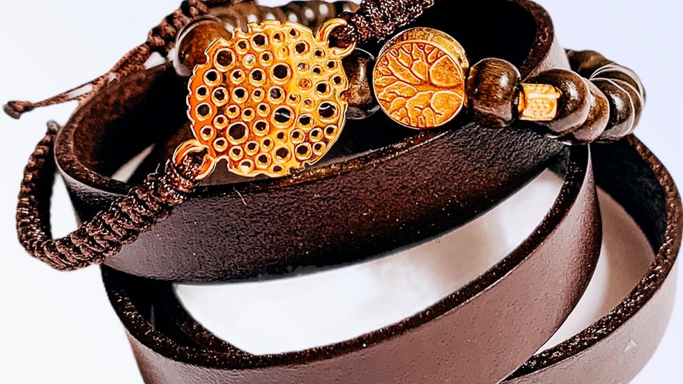 Armbandset AutumnVibes