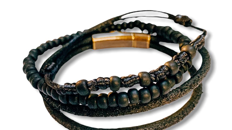 Armbandset BlackVintage